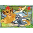 Ravensburger Disney Puzzle Lion Guard 2 x 12 dílků 2