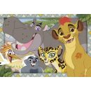 Ravensburger Disney Puzzle Lion Guard 2 x 12 dílků 3
