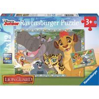 Ravensburger Disney Puzzle Lion Guard 2 x 12 dílků