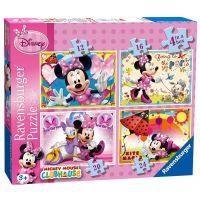 Ravensburger Disney Mickey Mouse 4 x puzzle v boxu