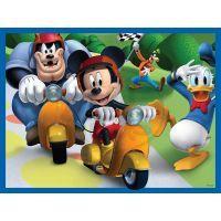 Ravensburger Disney Mickeyho Mouse Klubík 4 x puzzle v boxu 2