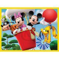 Ravensburger Disney Mickeyho Mouse Klubík 4 x puzzle v boxu 3