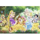Ravensburger Disney Princess Nejlepší přátelé princezen 2 x 24 dílků 2