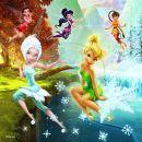 Ravensburger Disney Víly čtyři roční období 3 x 49 dílků 2