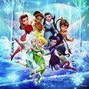 Ravensburger Disney Víly čtyři roční období 3 x 49 dílků 3