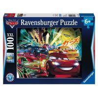 Ravensburger Cars XXL Auta Neonová světla 100 dílků