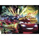 Ravensburger Cars XXL Auta Neonová světla 100 dílků 2