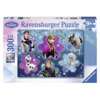 Ravensburger Disney XXL Ledové království Ledová královna 300 dílků