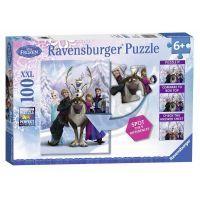 Ravensburger Disney XXL Ledové království Rozdíly 100 dílků