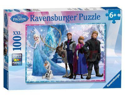 Ravensburger Disney XXL Ledové království 100 dílků