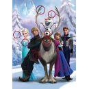 Ravensburger Disney XXL Ledové království Rozdíly 100 dílků 3