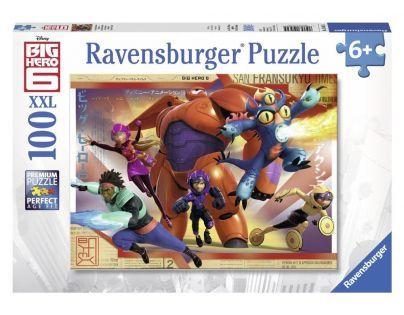 Ravensburger Disney XXL Velcí hrdinové 100 dílků