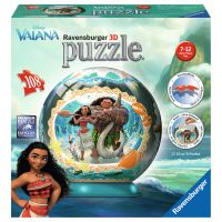 Ravensburger Disney Vaiana 3D Puzzleball 108 dílků