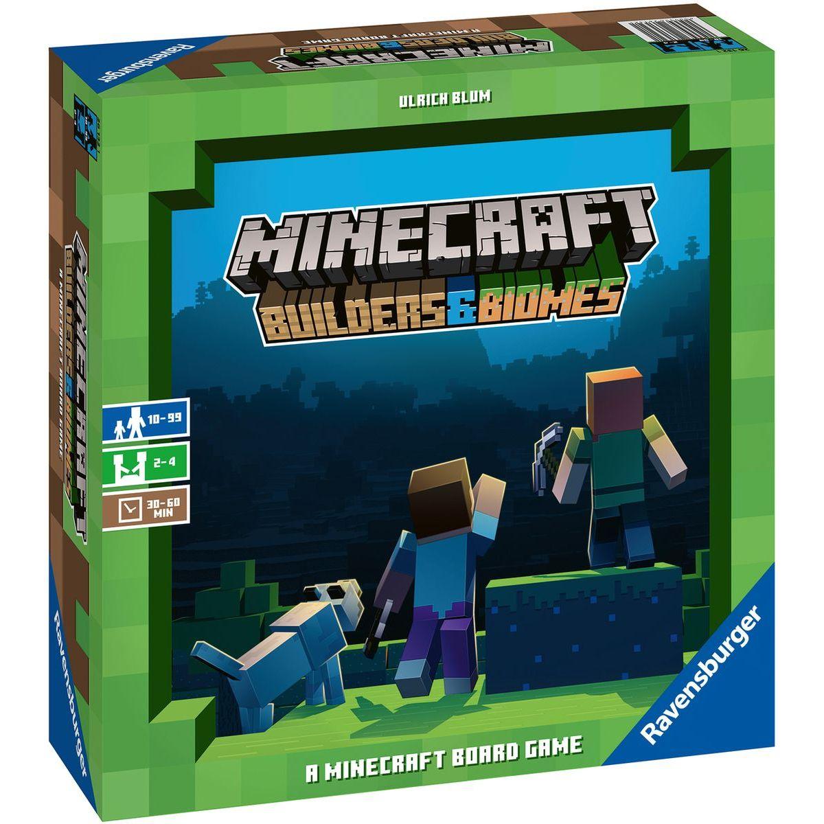 Ravensburger Hra 268672 Minecraft
