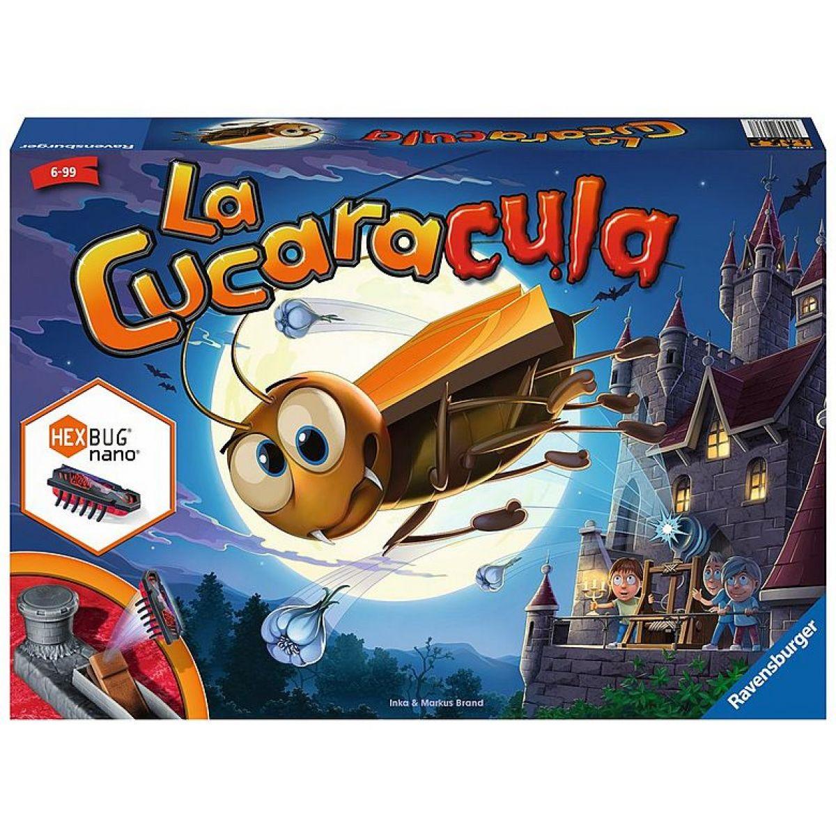 Ravensburger Hry La Cucaracula