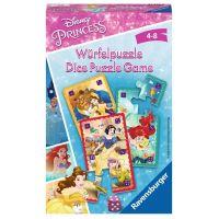 Ravensburger Hry 234516 Disney Princezny Krychlové puzzle