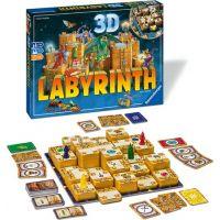 Ravensburger hry Labyrinth 3D 2