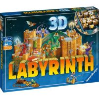 Ravensburger hry Labyrinth 3D 3