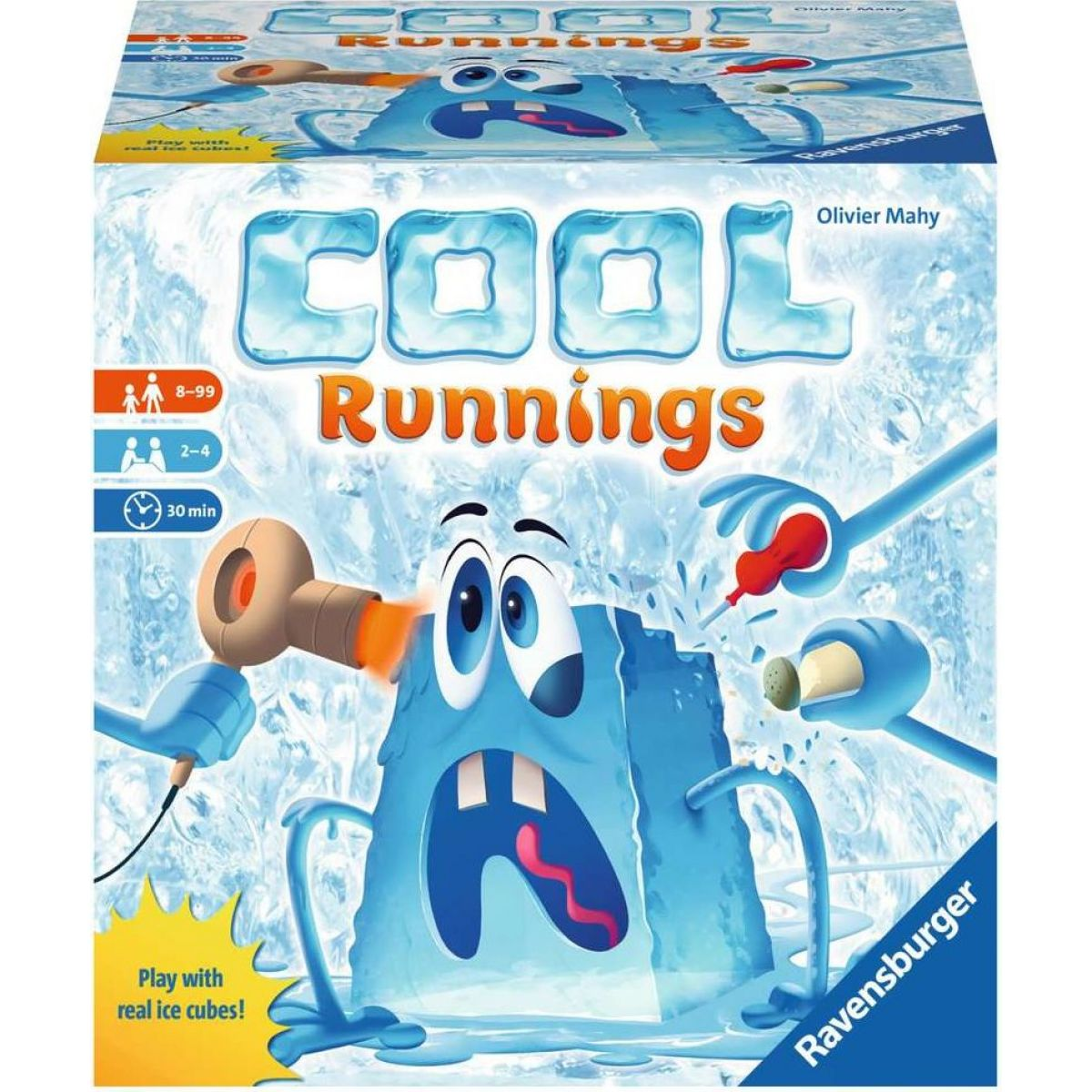 Ravensburger hry Cool Runnings