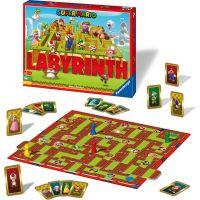 Ravensburger hry Labyrinth  Super Mario