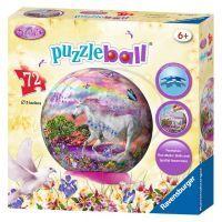 Ravensburger Jednorožec Puzzleball 72 dílků