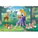 Ravensburger 07477 - Kostky Princezny 12ks 5
