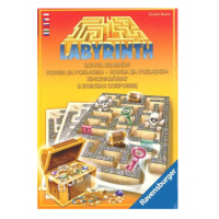 Labyrint Honba za pokladem hra 2