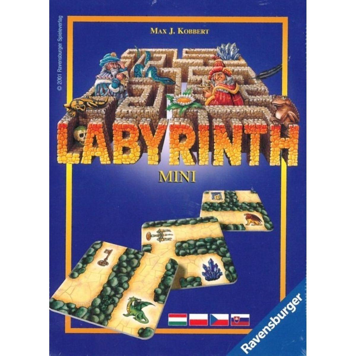 Ravensburger Labyrinth Mini hra
