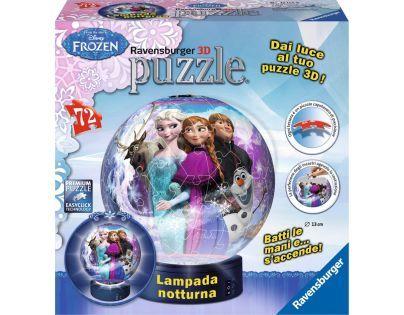 Ravensburger Ledové království Puzzleball svítící 72dílků