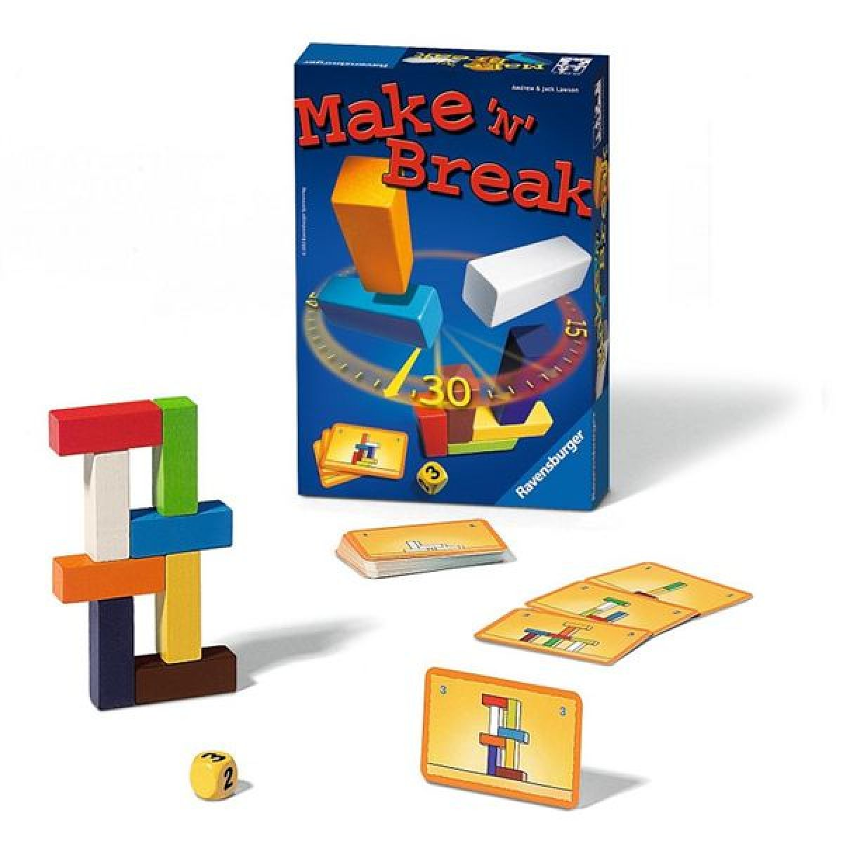 Make and Break Compact hra Ravensburger