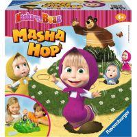Ravensburger Máša a Medvěd: Masha Hop