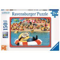 Ravensburger Mimoni Puzzle XXL Žlutí přátelé 150 dílků