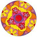 Ravensburger Mini Mandala Květiny 2