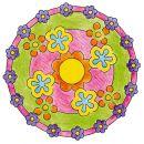 Ravensburger Mini Mandala Květiny 3