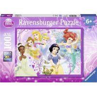 Ravensburger Puzzle Princezny 100 XXL