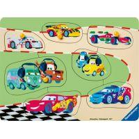 Ravensburger Puzzle Disney Auta 3 rodina