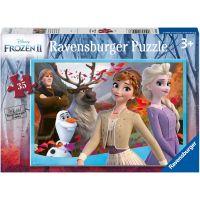 Ravensburger puzzle Disney Ledové království II. 35 dílků