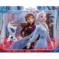 Ravensburger puzzle 050741 Disney Ledové království II. 35 dílků