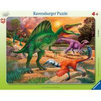 Ravensburger puzzle Dinosaurus 47 dílků