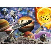 Ravensburger Puzzle Vesmírný průzkum 60 dílků