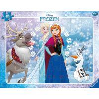 Ravensburger Puzzle Disney Ledové království 40 dílků