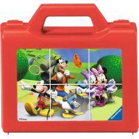 Ravensburger Puzzle Disney Mickey Mouse Clubhouse 6 dílků