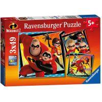 Ravensburger Puzzle Úžasňákovi 3 x 49 dílků