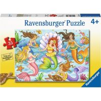 Ravensburger puzzle Královny oceánu 35 dílků
