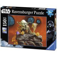 Ravensburger Puzzle 100460 Disney Star Wars: Úvahy Yody 150 XXL dílků