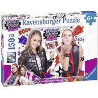 Ravensburger Puzzle Roková hvězda 150 XXL dílků