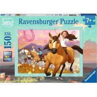 Ravensburger puzzle Spirit 150 dílků