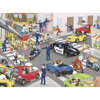 Ravensburger puzzle Policie na hlídce 100 XXL dílků 2