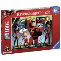 Ravensburger Puzzle Úžasňákovi 2  100 dílků