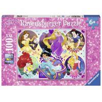 Ravensburger Puzzle 107964 Disney Princezny 2 100 XXL dílků